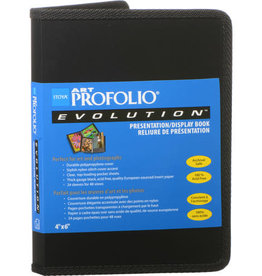 Itoya ProFolio Evolution Presentation & Display Book 4'' x 6''