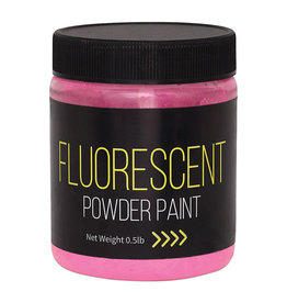 Jack Richeson Powder Paint Fluorescent Pink .5lb