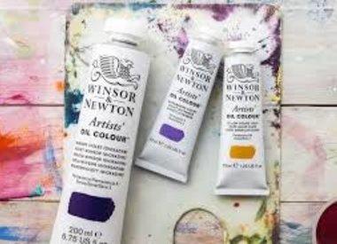 Winsor & Newton Artist Oil Colour