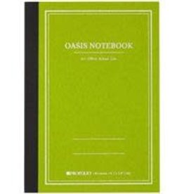 Itoya Oasis Notebook , Small, Green