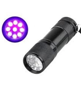 Jack Richeson Black Light 12 LED Flashlight
