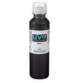Jack Richeson Uvfx Black Light Fluorescent Black 120ml