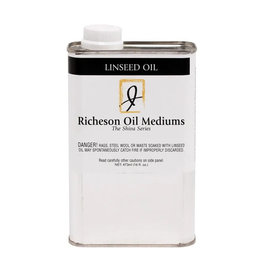 Jack Richeson Jack Richeson Shiva Linseed Oil 16oz