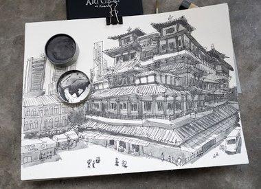 ArtGraf - Original Drawing Products