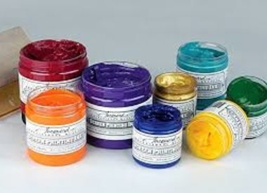 Jacquard Screen Printing Inks