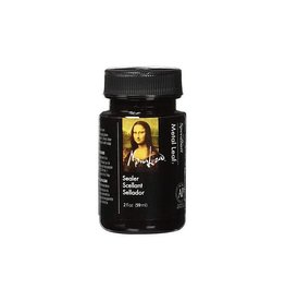 SPEEDBALL ART PRODUCTS Mona Lisa Gold Leaf Sealer Waterbased, 2 oz