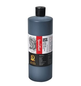 SPEEDBALL ART PRODUCTS Speedball Super Black India Ink, 16 oz