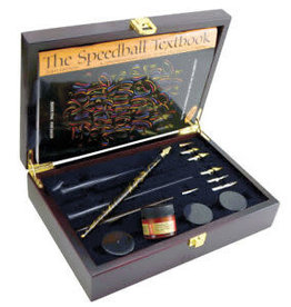 SPEEDBALL ART PRODUCTS Speedball Calligraphy Collector's Set