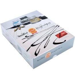 SPEEDBALL ART PRODUCTS Speedball Super Value Lettering & Calligraphy Kit
