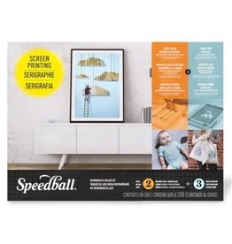 SPEEDBALL ART PRODUCTS Speedball Screen Printing Intermediate Deluxe Kit