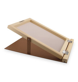 "SPEEDBALL ART PRODUCTS Speedball Printing Screen Frame With Base Unit, 10"" X 14"""