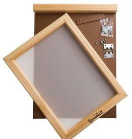 "SPEEDBALL ART PRODUCTS Speedball Screen Printing Printing Screen Frame with Base, 16 "" X 24"""