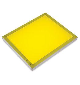 "SPEEDBALL ART PRODUCTS Speedball Screen Printing Aluminum Frame - 230 Monofilament, Yellow Mesh, 20"" X 24"""