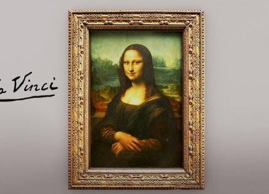 Mona Lisa Gessoed Art Boards