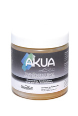 SPEEDBALL ART PRODUCTS Akua Transparent Base, 8 oz