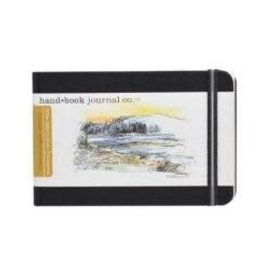 "SPEEDBALL ART PRODUCTS Travelogue Journal, Landscape, Ivory Black, 3.5"" X 5.5"""