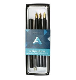 Art Alternatives Art Alternatives Calligraphy Art Tin Set