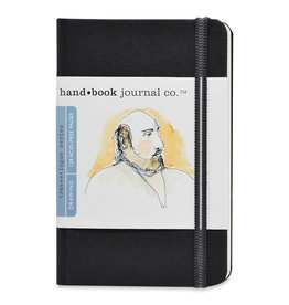 "SPEEDBALL ART PRODUCTS Travelogue Journal, Portrait, Ivory Black, 3.5"" X 5.5"""