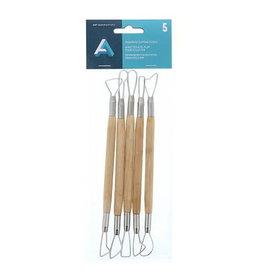 Art Alternatives Art Alternatives Double-Ended Ribbon Sculpting Tool Set of 5