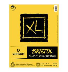 Canson Canson Xl Bristol Vellum 11 X 14 25 Sheet