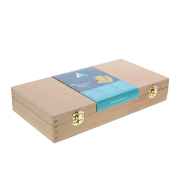Art Alternatives Art Alternatives Sketch Box With Palette 6x12