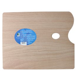 Art Alternatives Art Alternatives Wooden Oval Rectangular 15.75x19.5