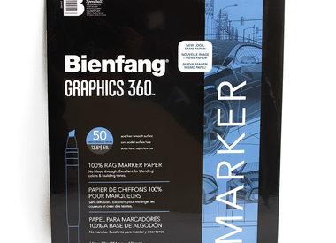 Bienfang Sketchpads & Marker Papers