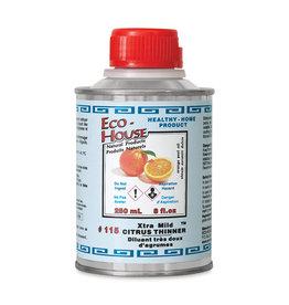 Eco-House Extra Mild Citrus Thinner 8oz