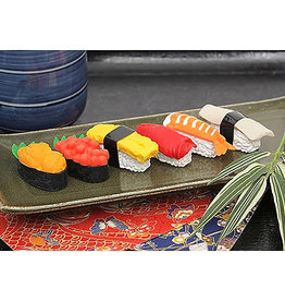 IWAKO Sushi Eraser - Various Colors!
