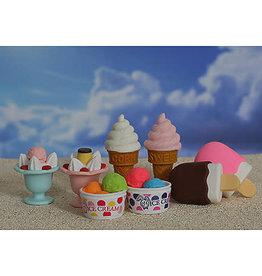 Iwako Ice Cream Eraser- Various Colors!