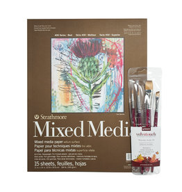 Velvetouch and Mixed Media Bundle