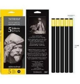 Nitram Nitram Charcoal Beaux  X-Soft Epai 12Mm
