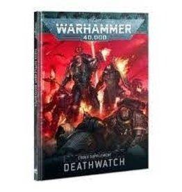 Games Workshop Warhammer 40,000 Codex Supplement Deathwatch