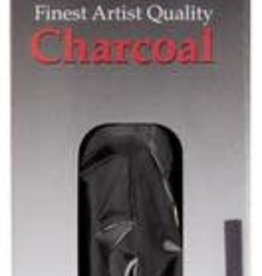 Jack Richeson Charcoal, 25 Vine Soft 3/16""