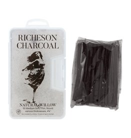 Jack Richeson Jack Richeson Natural Willow Charcoal Stick 50/box