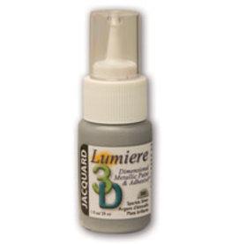 Jacquard Jacquard Lumiere 3D #205 Sparkle Silver 1oz