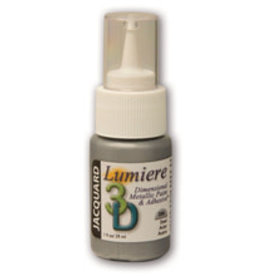 Jacquard Jacquard Lumiere 3D #206 Steel 1oz