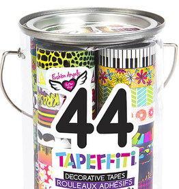 Tapeffiti 44 Piece Bucket