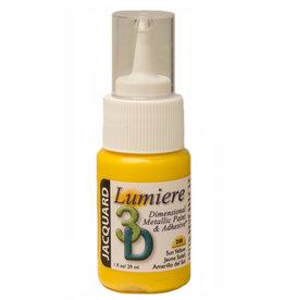 Jacquard Jacquard Lumiere 3D #208 Sun Yellow 1oz