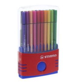 STABILO Stabilo Stabilo Pen 68 Clrprd Hang Tag