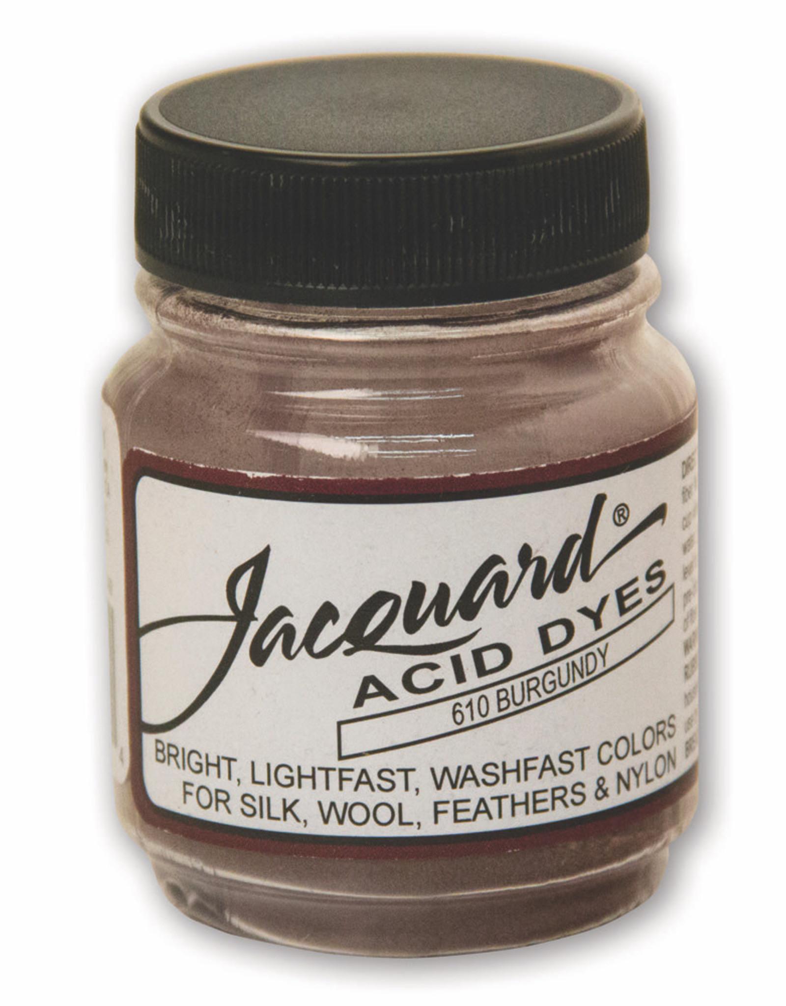 Jacquard Jacquard Acid Dye #610 Burgundy 1/2oz