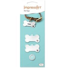 ImpressArt ImpressArt DIY Pet Tag Project Kit