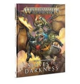 Games Workshop Warhammer Age of Sigmar Chaos Battletome Slaves to Darkness