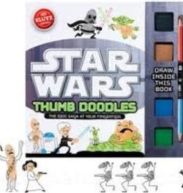 KLUTZ STAR WARS® THUMB DOODLES