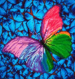 Diamond Dotz Diamond Dotz Flutter by Pink