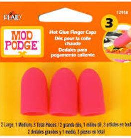 Mod Podge Mod Podge Finger Caps 3 Pc