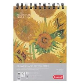 Royal Talens National Gallery Draw/Sketch Paper Pad A5