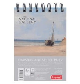 Royal Talens National Gallery Draw/Sketch Paper Pad A6
