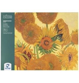"Royal Talens National Gallery Van Gogh Watercolour Paper Block 11.8"" x 15.7"""