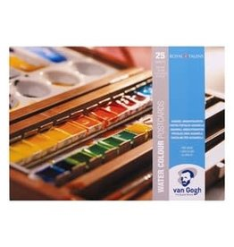 Royal Talens Vgwc Postcards 300G Fine Grain 10,5x15 Fsc-Mix - White Paper